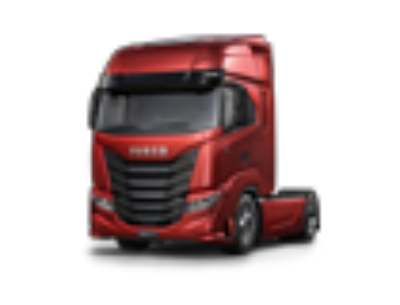IVECO S-WAY DRIVE THE NEW WAY Logo