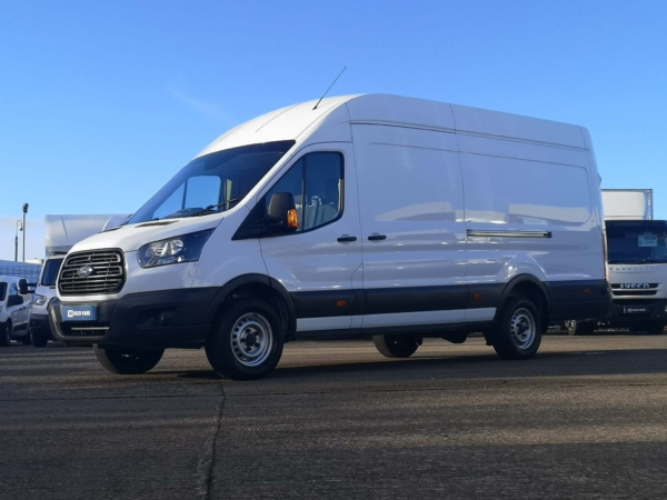 Ford Transit Panel Van 2018 WT18DTO
