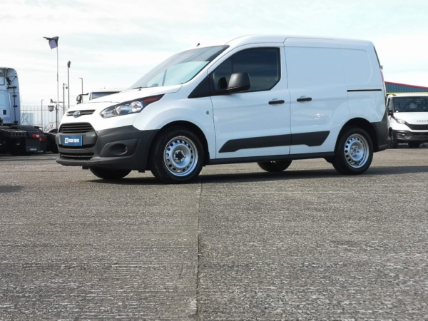 Ford Transit Connect Panel Van 2017 BC66OPA