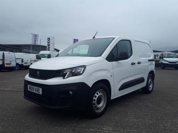 Peugeot Partner Panel Van 2019 MD19VRE