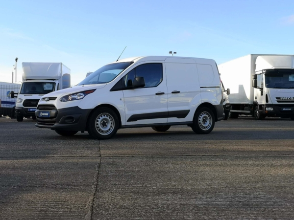 Ford Transit Connect Panel Van 2017 BC66WLW
