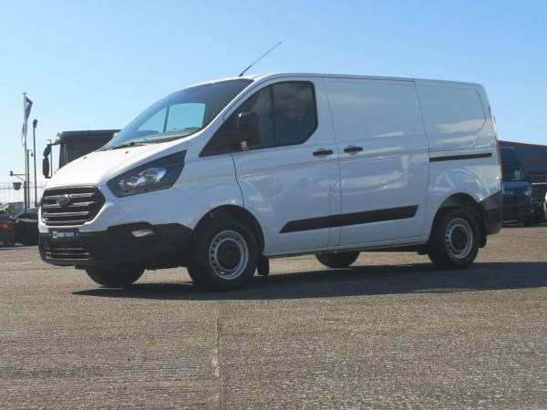 Ford Transit Custom Panel Van 2019 CW19CKX