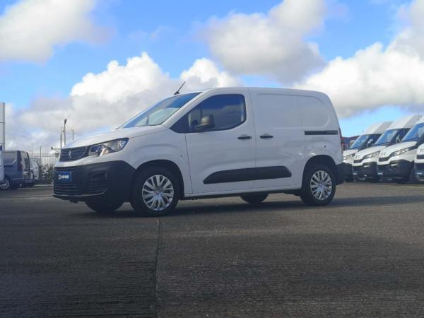 Peugeot Partner Panel Van 2019 MW68PZH