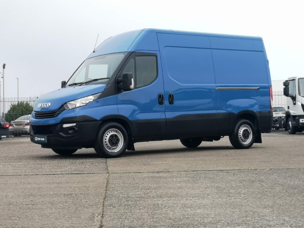 Iveco Daily Panel Van 2019 PRZ3888