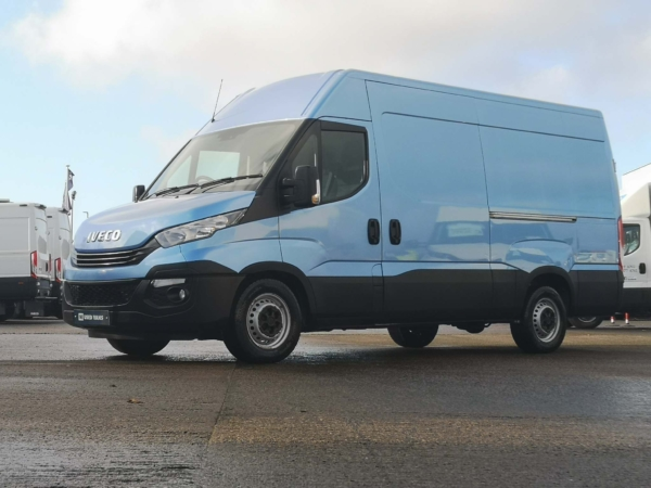 Iveco Daily Panel Van 2018 NRZ1930