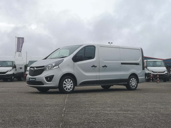 Vauxhall Vivaro Panel Van 2019 DU19ZYY