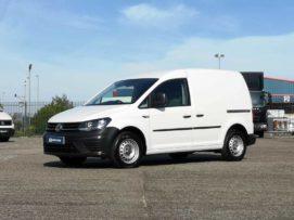 Volkswagen Caddy 2.0 TDI BlueMotion Tech C20 Startline Van