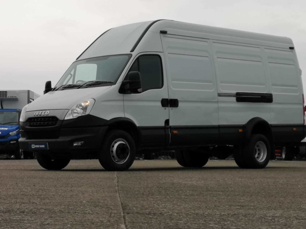 Iveco Daily 70C17 3977kg PAYLOAD