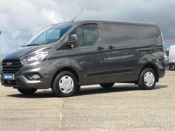 Ford Transit Custom 2.0 130ps Low Roof Trend Van * NEW MODEL*