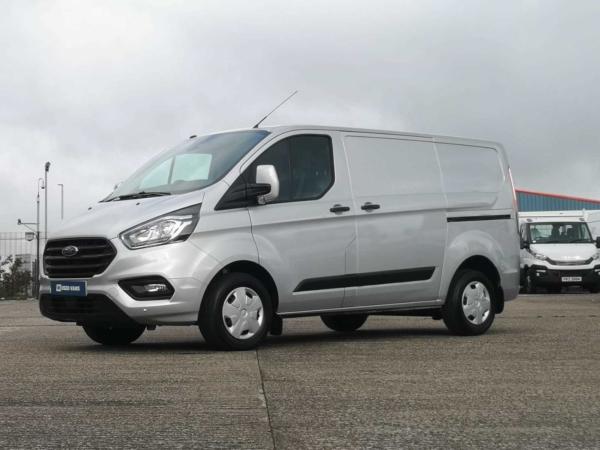 Ford Transit Custom 2.0 130ps Low Roof Trend Van * NEW MODEL
