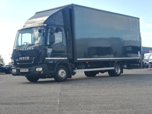 Iveco Eurocargo Box Body
