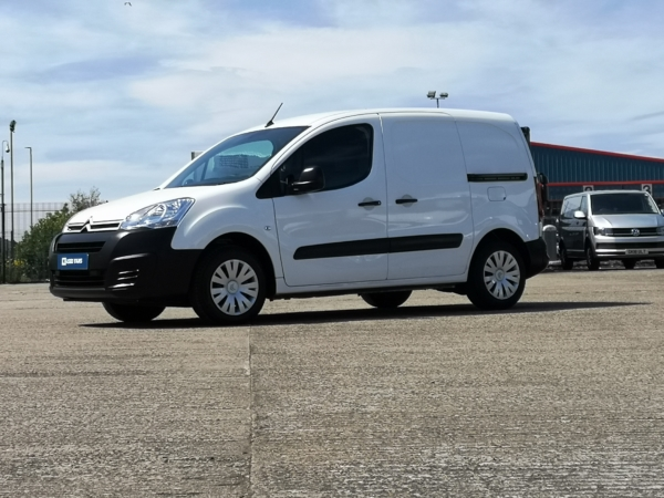 Citroen Berlingo 1.6 HDi 625Kg Enterprise (Apple Car Play)