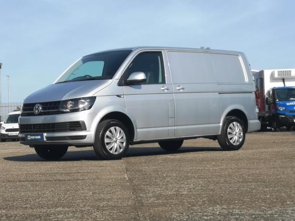 Volkswagen Transporter Panel Van 2018 GK18ULT