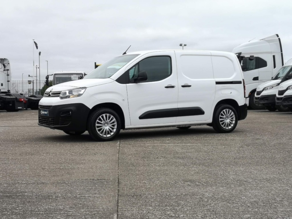 Citroen Berlingo Panel Van 2019 OGZ2062