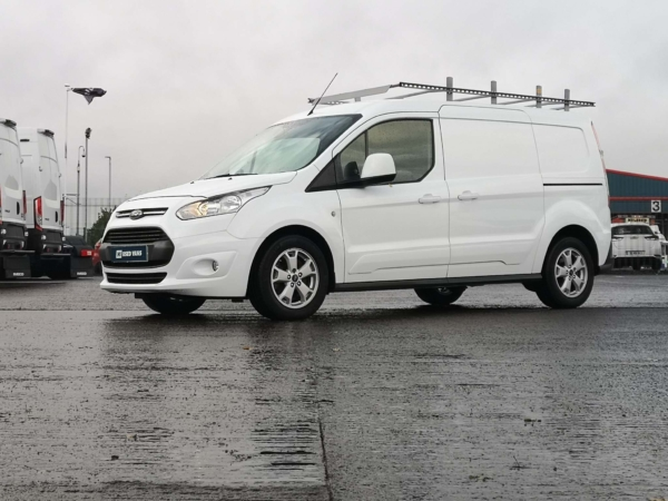 Ford Transit Connect Panel Van 2017 GGZ1148