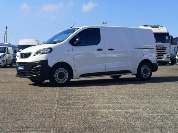Peugeot Expert Panel Van 2019 MD68WKT