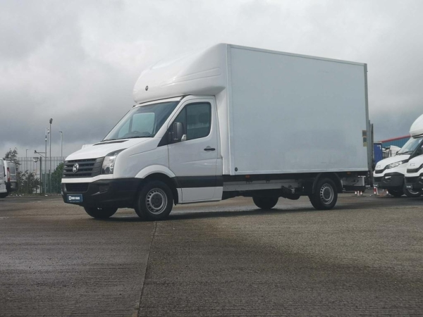 Volkswagen Crafter Chassis Cab 2016 LB65TKZ