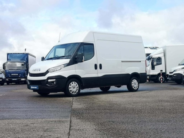 Iveco Daily Panel Van 2015 ST15PVY